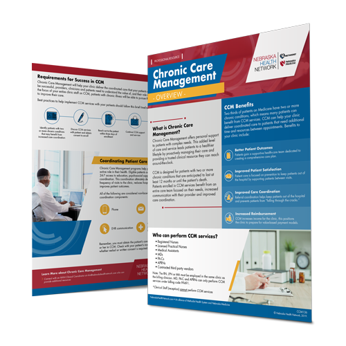 NHN Chronic Care Management Overview
