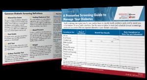 NHN Diabetes Screening Guide