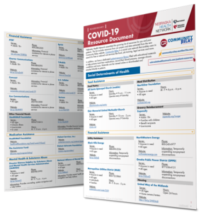NHN COVID-19 Resource